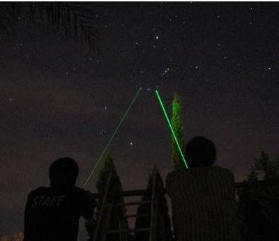 Green Lasers and Accessories